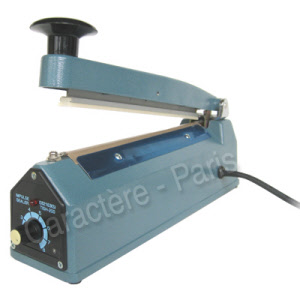 Plastic Bag And Packing Seal Machine With Impulse Welding