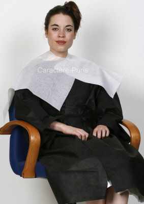 Disposable Gowns For Hair Salons Beauty Salons Spa